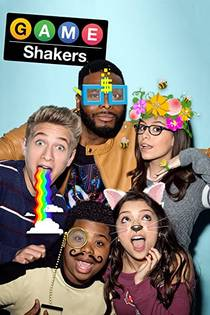 Picture of a TV show: Game Shakers