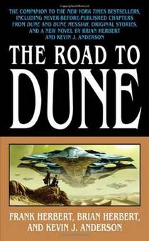 Picture of a book: The Road To Dune