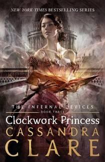 Picture of a book: Clockwork Princess