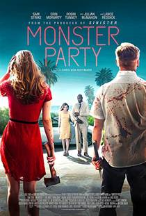 Picture of a movie: Monster Party