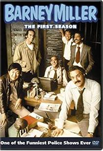 Picture of a TV show: Barney Miller