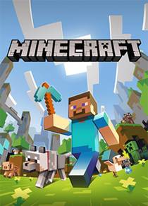 Picture of a game: Minecraft Dungeons