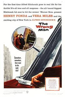 Picture of a movie: The Wrong Man