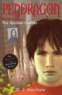 Picture of a book: The Quillan Games