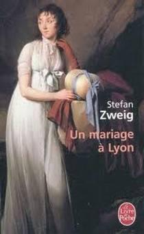 Picture of a book: Un mariage à Lyon