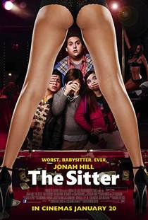 Picture of a movie: The Sitter