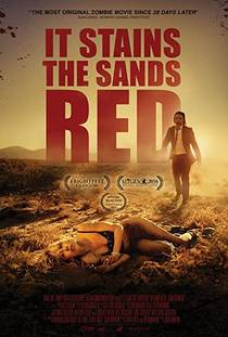 Picture of a movie: It Stains The Sands Red