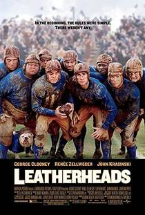 Picture of a movie: Leatherheads