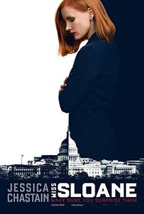 Picture of a movie: Miss Sloane