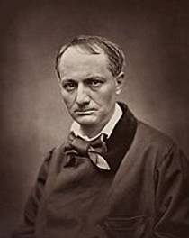 Picture of an author: Charles Baudelaire