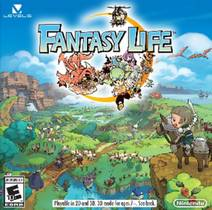 Picture of a game: Fantasy Life