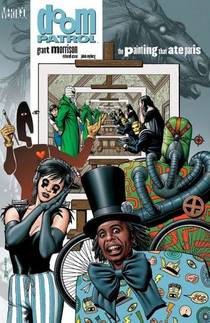Picture of a book: Doom Patrol, Vol. 2: The Painting That Ate Paris