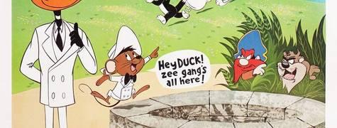 Image of Daffy Duck's Movie: Fantastic Island