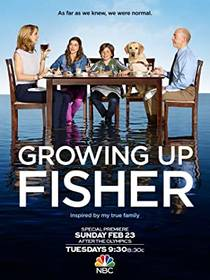 Picture of a TV show: Growing Up Fisher