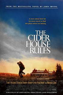 Picture of a movie: The Cider House Rules