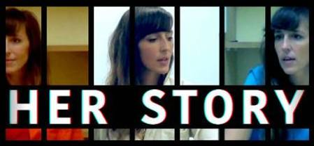 Picture of a game: Her Story