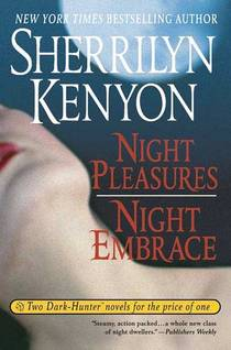 Picture of a book: Night Pleasures/night Embrace