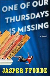 Picture of a book: One Of Our Thursdays Is Missing