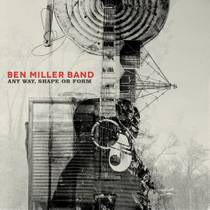 Picture of a band or musician: Ben Miller Band