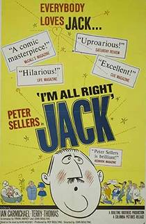 Picture of a movie: I'm All Right Jack