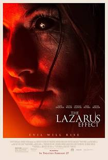 Picture of a movie: The Lazarus Effect