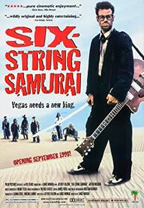 Picture of a movie: Six-String Samurai