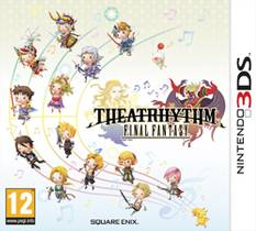 Picture of a game: Theatrhythm Final Fantasy