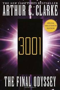 Picture of a book: 3001: The Final Odyssey