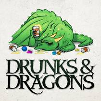 Picture of a podcast: Drunks And Dragons - Dungeons And Dragons 5e Actual Play
