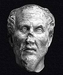 Picture of an author: Plotinus
