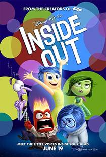Picture of a movie: Inside Out