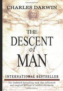 Picture of a book: The Descent of Man