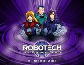 Picture of a TV show: Robotech