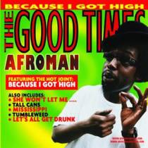 Picture of a band or musician: Afroman
