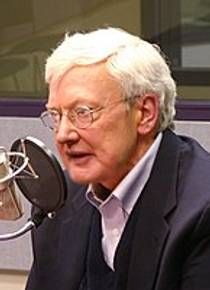 Picture of an author: Roger Ebert