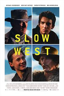 Picture of a movie: Slow West