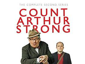 Picture of a TV show: Count Arthur Strong