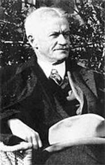 Picture of an author: Albert Jay Nock