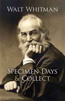 Picture of a book: Specimen Days  Collect