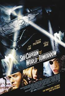 Picture of a movie: Sky Captain And The World Of Tomorrow