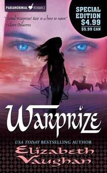 Picture of a book: Warprize