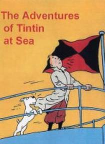 Picture of a book: The Adventures of Tintin at Sea