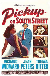 Picture of a movie: Pickup On South Street