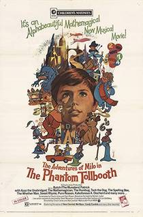 Picture of a movie: The Phantom Tollbooth
