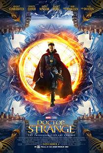 Picture of a movie: Doctor Strange