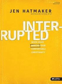 Picture of a book: Interrupted, Member Book