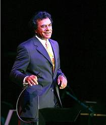 Picture of a band or musician: Johnny Mathis