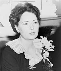 Picture of an author: Margaret Mitchell