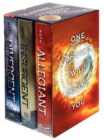Picture of a book: Divergent Series Complete Box Set