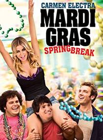 Picture of a movie: Mardi Gras: Spring Break